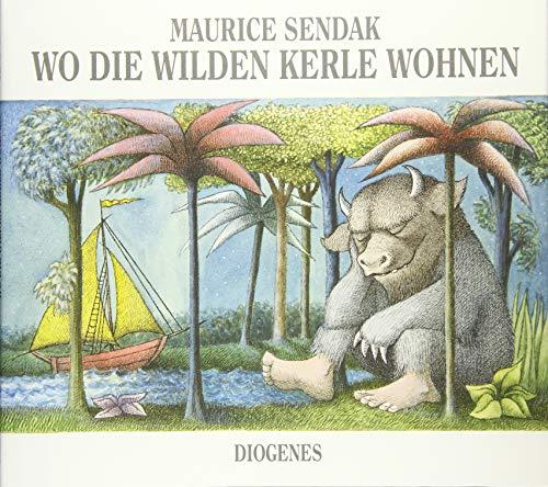 Buch Kinder ab 4 'Wo die wilden Kerle wohnen'