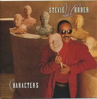 Characters (1987) by Stevie Wonder