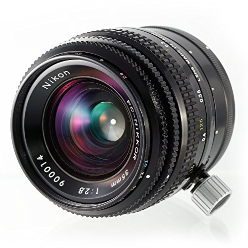 Nikon Shift 35mm f/2.8n PC Manual Focus Lens