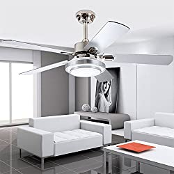 Top 5 Best Brushed Nickel Ceiling Fan 7