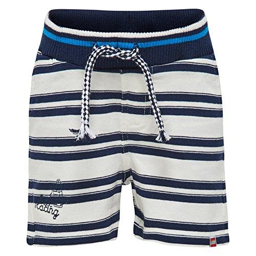 Lego Wear Baby-Jungen DUPLO Parkin 302-SHORTS Shorts, Blau (Dark Navy 589), 92