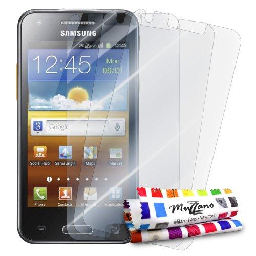 MUZZANO FPR-47-113-NNNN Displayschutzfolie, Samsung Galaxy Beam, durchsichtig