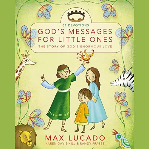 God's Messages for Little Ones (31 Devotions) cover art