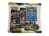 Pokemon Espada y escudo 7: Dragón Transformador 3 blíster Set Kubuin