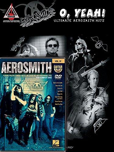 Aerosmith Guitar Pack: O Yeah!: Ultimate Aerosmith Hits / Aerosmith Guitar Play-Along Vol. 37