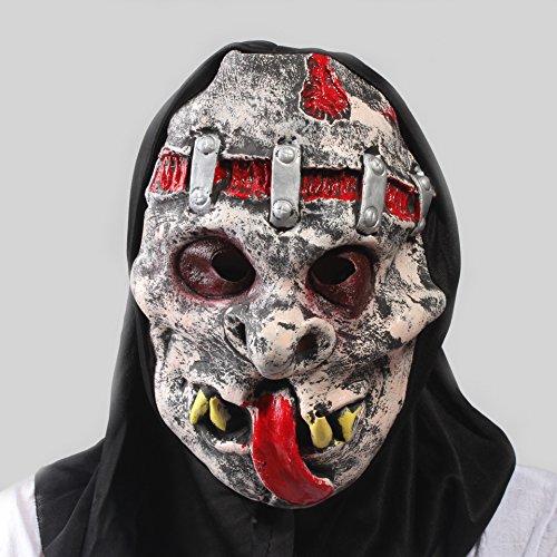 DFLMBV Máscara de Halloween / Máscara de látex / Horror / Bola...