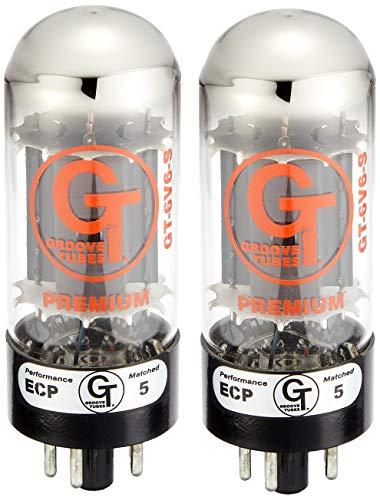 Groove Tubes GT-6V6-S Medium Duet Amplifier Tube