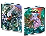 Pokemon- Cahier Range-Cartes Soleil & Lune 11-252c, 85882, Accessoires