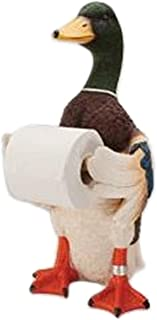 River's Edge Products Standing Duck Toilet Paper Holder