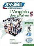 Anglais des affaires - Livre + 4 CD Audio + 1 CD mp3