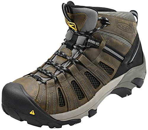 Keen utility men's flint mid work boots