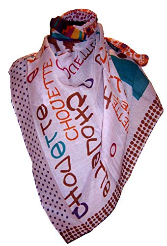 Passigatti Damen Schal Stola Hals Tuch XXL Format 800498