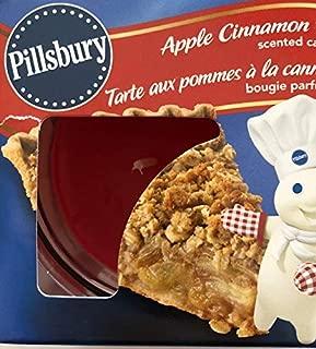 Pillsbury Apple Cinnamon Pie Scented Candle