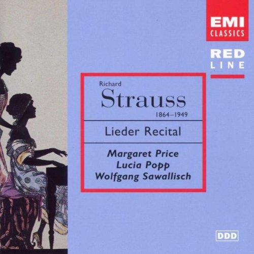 Red Line - Richard Strauss Lieder Recital / Price · Popp · Sawallisch