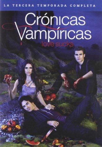 Cronicas Vampiricas Temporada 3 [DVD]