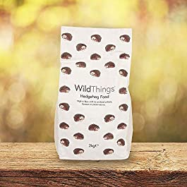 Wild Things Hedgehog Food, 2 Kg