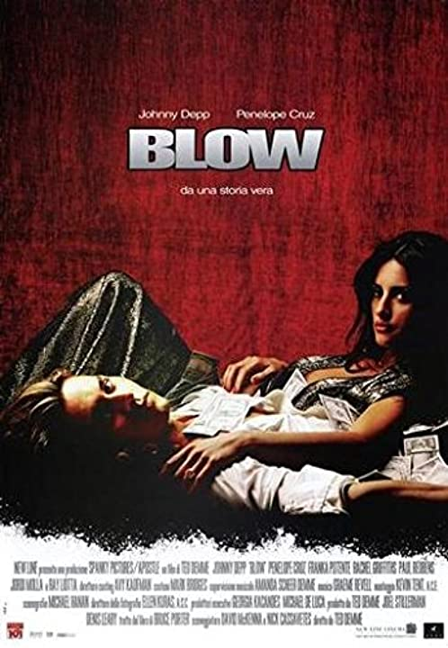 Film - blow con johnny depp- dvd B06ZZ3115L