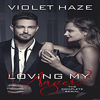 Loving My Angel     The Complete Serial              Written by:                                                                                                                                 Violet Haze                               Narrated by:                                                                                                                                 Lizzie Gordon,                                                                                        Mance Chanticleer                      Length: 9 hrs and 37 mins     Not rated yet     Overall 0.0