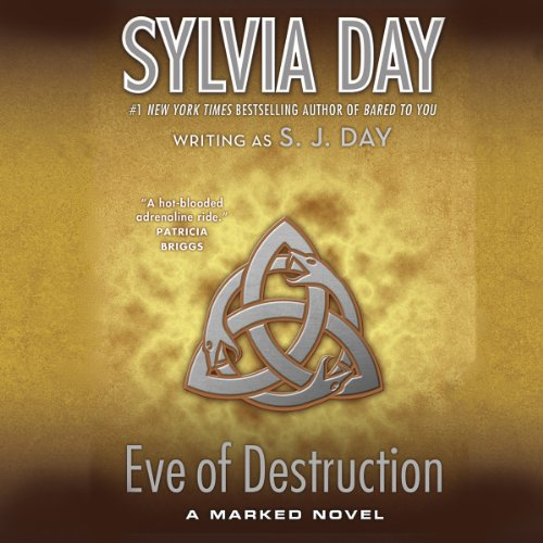 Eve of Destruction audiobook cover art