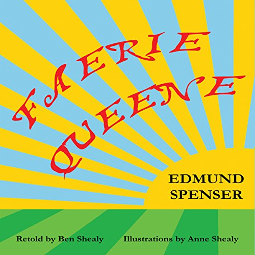 Faerie Queene audiobook cover art