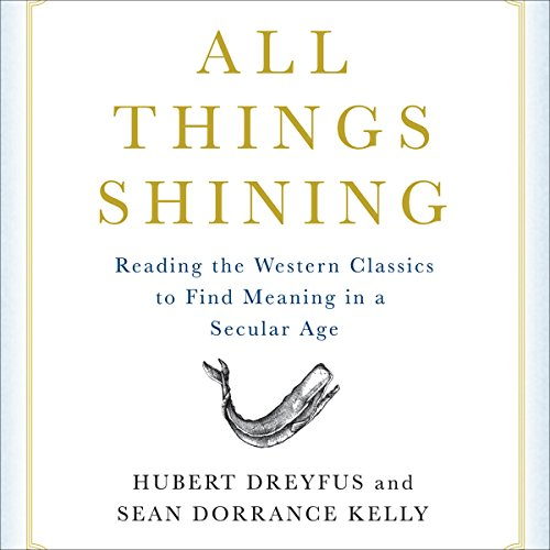 All Things Shining audiobook cover art