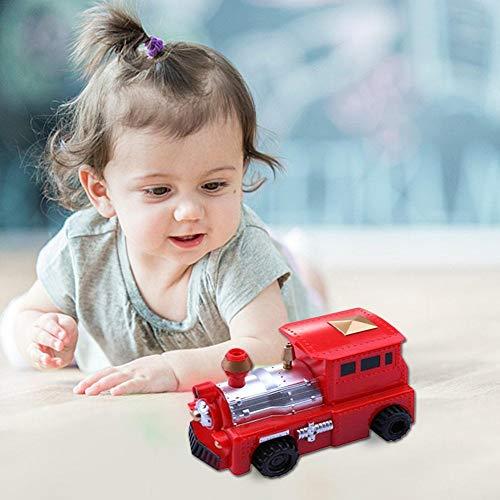 Juguetes de camión para niños y camiones de inducción automática para niños siguiendo la línea negra (estilo y color aleatorio)