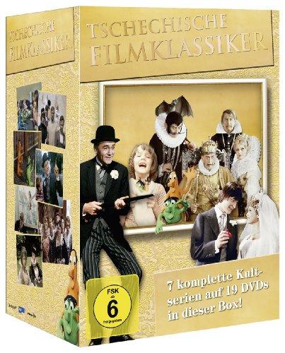 Tschechische Filmklassiker - Komplettbox (19 DVDs)