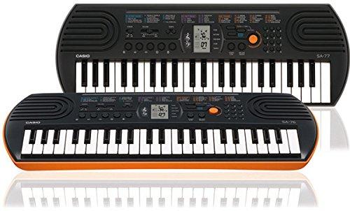 Casio Tastiera SA-76