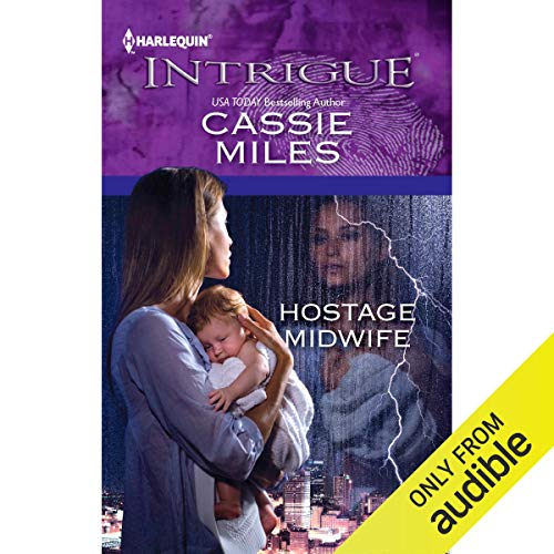 Hostage Midwife audiobook cover art