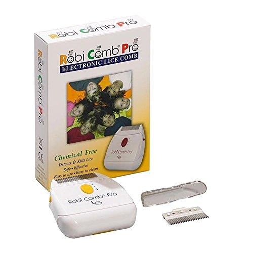 Oris - Robi Comb - Peigne Electrique Anti Poux