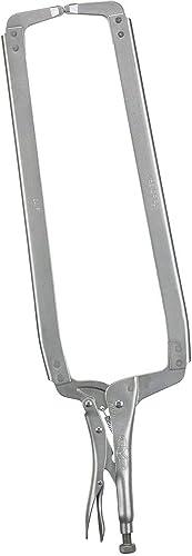 lowest IRWIN wholesale VISE-GRIP C Clamp, Original discount Locking, Regular Tips, 24-Inch (275) outlet online sale