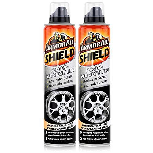 Armor All Shield Felgen-Versiegelung 300ml - Hält bis zu 4 Wochen (2er Pack)