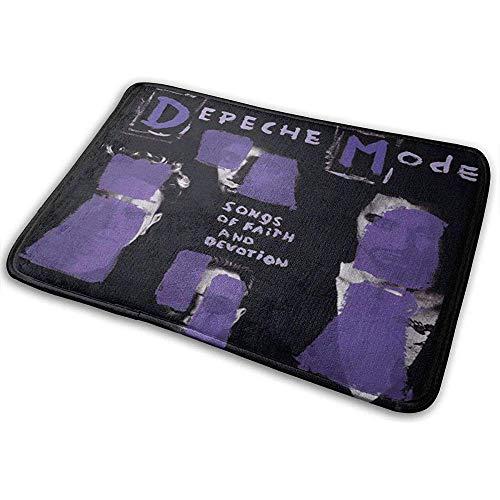 Amanda Walter Depeche Mode Dekorative Fußmatten rutschfeste Matten Fußmatten Bad Teppiche Küche 15,7 'X 23,5' DMR-1247