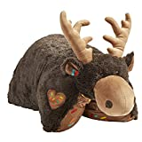 """Pillow Pets 18"""" Sweet Scented Chocolate Moose, Stuffed Animal Plush Toy , Brown"""