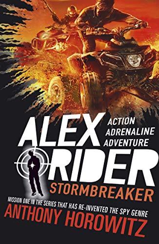 Stormbreaker (Alex Rider): 1