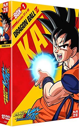 Dragon Ball Z Kai-Box 1/4-DVD
