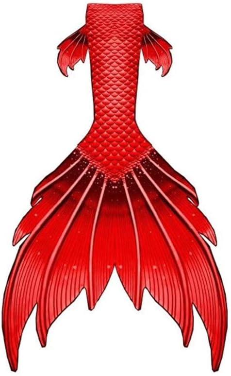 RTYU Swimsuits for Girls,Mermaid Tails for Swimming Bikini Swimm