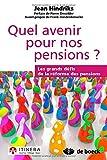 Quel avenir pour nos pensions - Les grands défis de la réforme des pensions