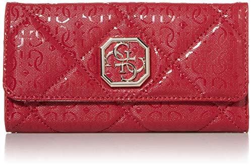 cartera roja mujer fabricante GUESS