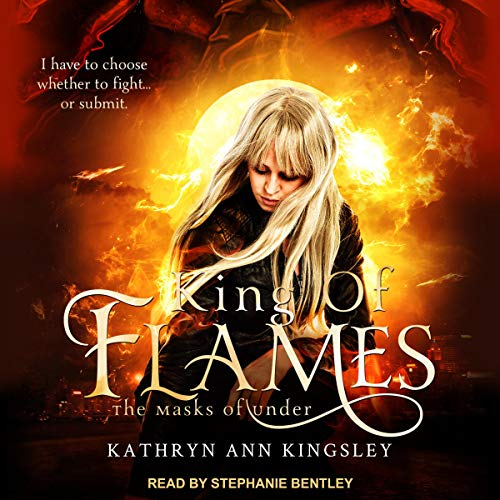 King of Flames cover art