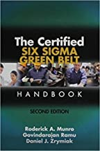 By Maio, Nawaz, Ramu, Zrymiak Mun The Certified Six Sigma Green Belt Handbook Second 2nd edition w/CD ROM