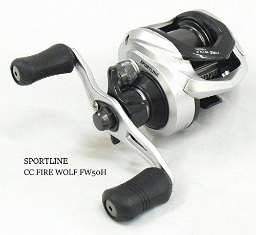 スポーツライン(SPORT LINE) ベイトリール CC FIREWOLF FW50H 00616130