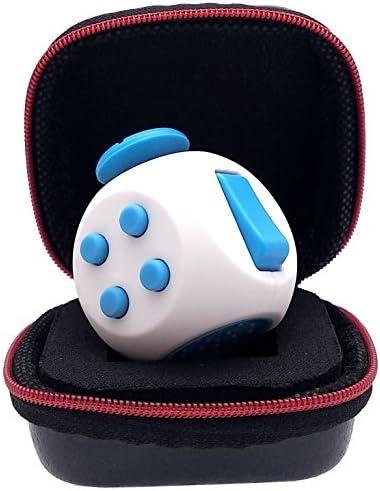 PILPOC theFube Fidget Cube Premium Quality Fidget Cube Ball with Exclusive Protective Case Stress product image