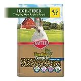 Timothy Complete Kaytee Rabbit Food, 4.5-lb bag