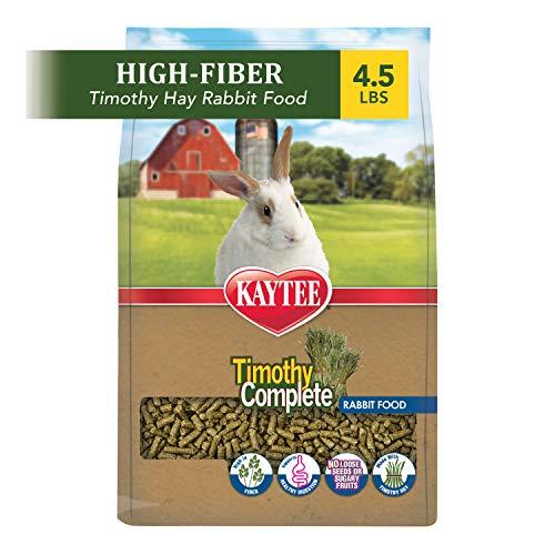 Kaytee Timothy Complete Rabbit Food 4.5 lb