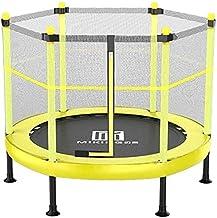Kinderen trampoline indoor fitness rebounder sport trampoline, stijlvolle en eenvoudige opvouwbare trampoline met veilighe...