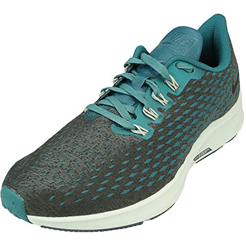Nike Women's WMNS Air Zoom Pegasus 35 PRM, GEODE Teal/Midnight Spruce, Size 10