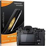 SWIDO® Protector de Pantalla para Fujifilm X-T3 [Anti-Reflex], [2 Piezas] Antirreflectante, Mate, Anti-Arañazos, Anti-Huella Dactilar - Película Protectora
