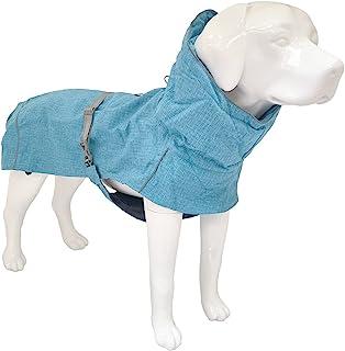 Croci Hiking Cappotto Per Cani, Impermeabile Per Cani, Cappotto Imbottito Invernale, Fodera In TermopileEverest Turchese, ...