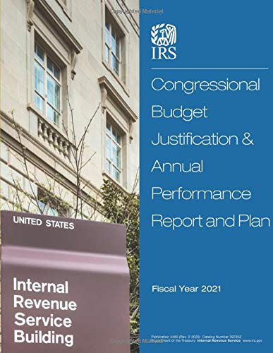 Congressional Budget Justification & Annual Performance Report and Plan - Fiscal Year 2021